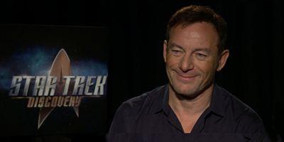 """Star Trek Discovery : """"Je n'aimerais pas voir le capitaine Lorca diriger en temps de paix"""" confie son interprète Jason Isaacs [INTERVIEW]"""