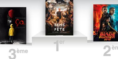 Box-office France : Le Sens de la fête et Blade Runner passent au-dessus de Ça