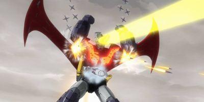 Mazinger Z : l'adaptation du manga en avant-première dans toute la France