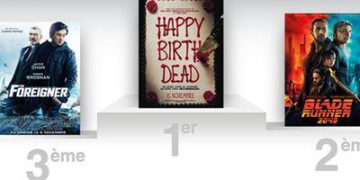 Box-office US : avec Happy Birthdead, Jason Blum massacre la concurrence