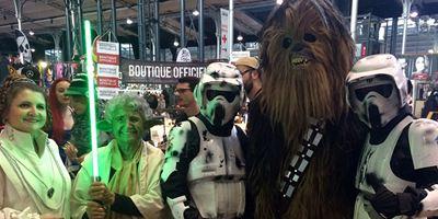 Cosplay : les dernières photos des costumes du Comic-Con Paris