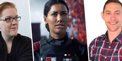 Star Wars - Battlefront II : rencontre avec le directeur artistique et le co-scénariste du jeu