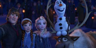 La Reine des Neiges : rencontre avec les réalisateurs de Joyeuses fêtes avec Olaf