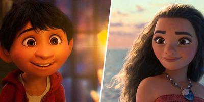 Coco, Vaiana... Ces personnages animés qui participent à la diversité
