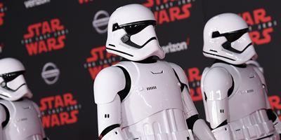 Star Wars - Les Derniers Jedi : stormtroopers, droïdes et Jedi à l'avant-première américaine