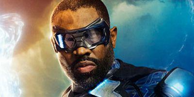 Black Lightning électrise l'affiche de la série de la CW