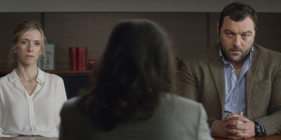 Jusqu'à la garde : film événement sur la violence conjugale présenté par Léa Drucker et Xavier Legrand