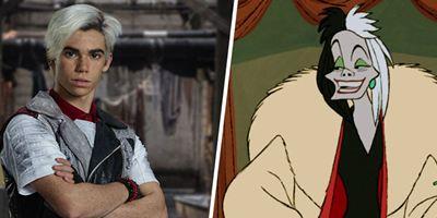 """Cruella, Maléfique, Jafar : découvrez à quoi ressemblent les enfants des méchants Disney dans """"Descendants"""""""
