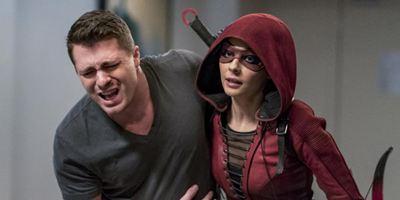 Arrow saison 6 : Colton Haynes de retour sur les photos de l'épisode 15