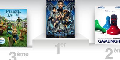 Box-office US : Black Panther s'offre un deuxième week-end à plus de 100 millions de dollars !