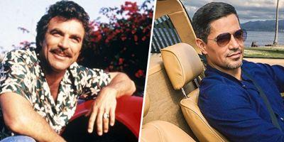 Le reboot de Magnum est commandé : découvrez un premier aperçu de Jay Hernandez dans la série !