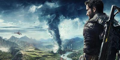 E3 2018 : Just Cause 4, avis de tempête pour un bac à sable de l'extrême
