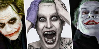 Heath Ledger, Jack Nicholson, Jared Leto... Ces acteurs qui ont joué le Joker