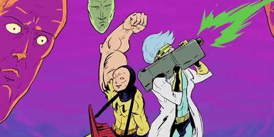 Rick et Morty transformés en super-héros dans le teaser de la saison 4