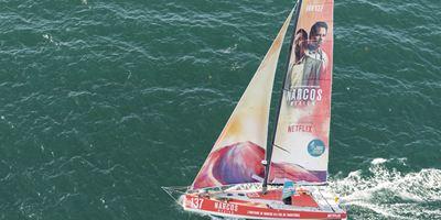 Narcos: Mexico est aussi le nom d'un bateau de la Route du Rhum 2018 !