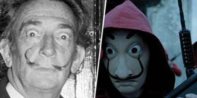 La Casa de Papel : qui se cache derrière le masque ?