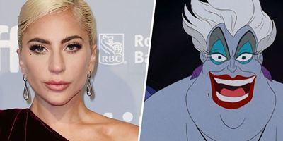 La Petite Sirène : Lady Gaga pourrait incarner la méchante Ursula dans le remake du classique Disney