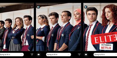 Elite est renouvelée par Netflix pour une saison 2