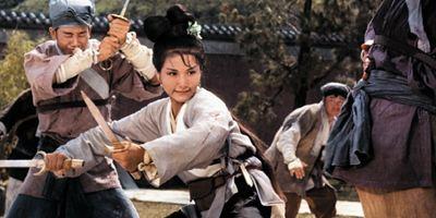 Lumière 2018: rencontre avec Cheng Pei-pei, la légendaire actrice du cinéma d'arts martiaux