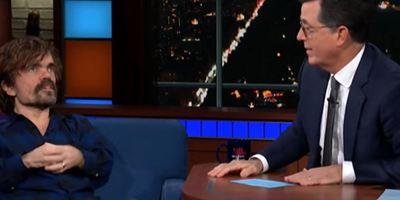 Fifty Shades of Grey : Peter Dinklage aidait Jamie Dornan à apprendre ses répliques