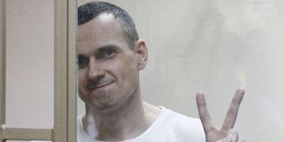Oleg Sentsov : une manifestation pour la libération du cinéaste ukrainien