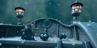 Bande-annonce Minuscule 2 : la fourmi et l'araignée à la rescousse de la coccinelle !