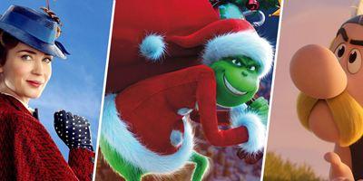 Le Grinch, Astérix, Mary Poppins... Quels films voir avec les enfants pendant les vacances ?