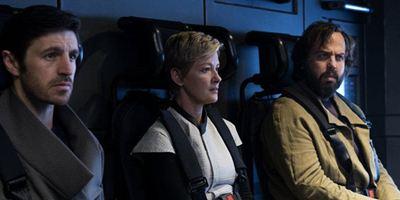 Nightflyers : la série spatiale par l'auteur de Game of Thrones en février sur Netflix