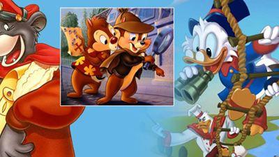 Ces personnages Disney qui ont eu droit à leur série animée