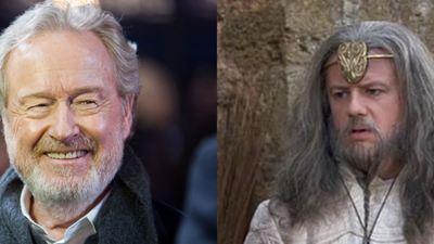 Ridley Scott réalisera-t-il la saga Merlin pour Disney ?