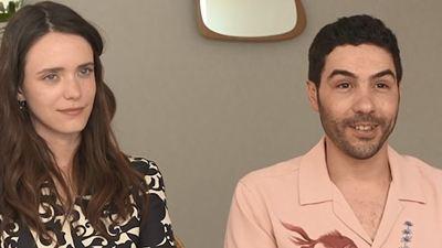 """Cannes 2018 - Joueurs par Stacy Martin et Tahar Rahim : """"Un film très fort, très beau, qui ose aller dans le genre"""""""