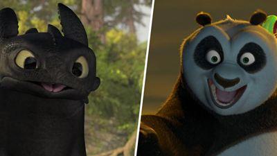 Dragons, Shrek, Kung Fu Panda... Quel est votre Dreamworks préféré ?