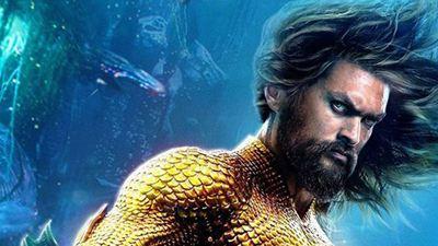 Box-office US : Aquaman se maintient pour la fin d'année