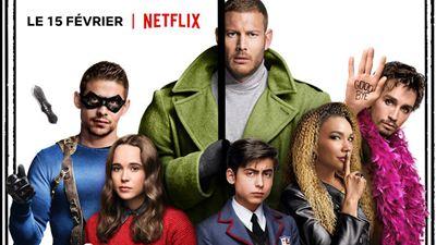 Une bande-annonce pour Umbrella Academy, la série super-héroïque déjantée de Netflix [EXCLU]