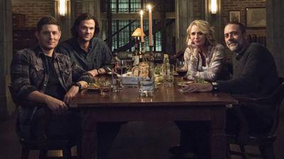 Supernatural Episode 300 : les retrouvailles de la famille Winchester en photos !