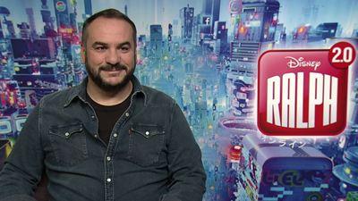 """Ralph 2.0 : François-Xavier Demaison et Jonathan Cohen répondent à notre """"quiz Internet"""""""