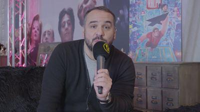"""François-Xavier Demaison : """"Ralph 2.0 est une fable moderne sur notre époque, qui nous bluffe et nous rend heureux"""""""