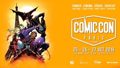 Comic-Con Paris 2019 : le programme complet, tous les invités