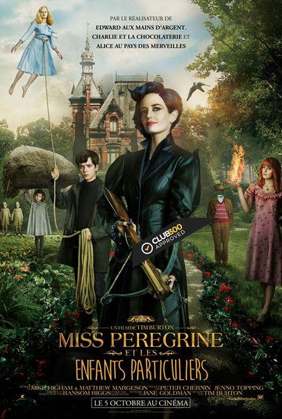Miss Peregrine et les enfants particuliers [HDRip] VOST ...