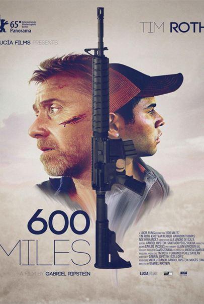 600 Millas [BDRip] Francais