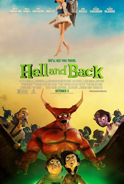 Hell & Back [WEBRiP] Francais