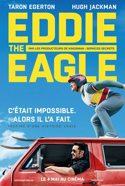 Eddie The Eagle [WEBRiP] [MULTI]