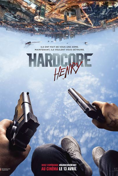 Hardcore Henry [BDRip] TrueFrench