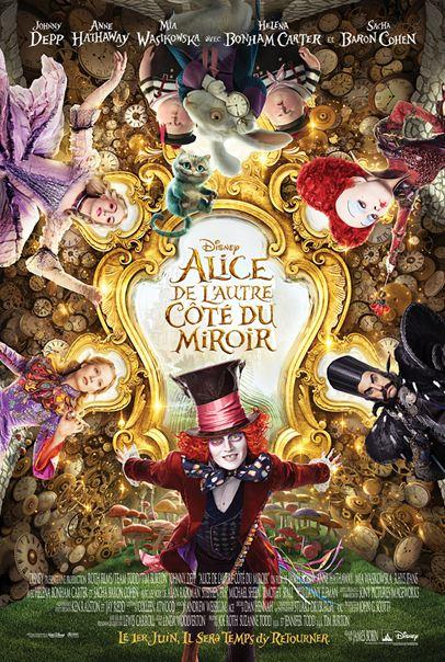 Alice de l'autre cote du miroir [TC HD] VOSTFR