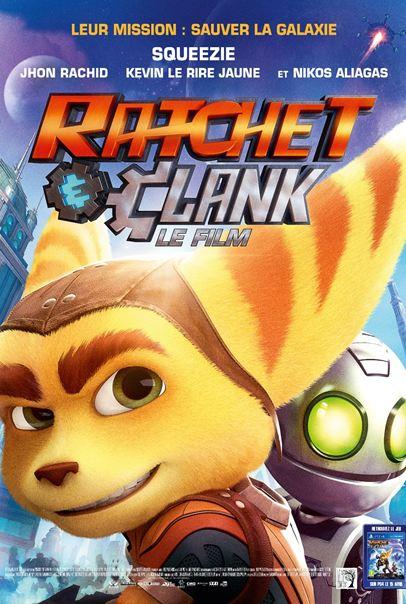 Ratchet et Clank [DVDRiP] Francais