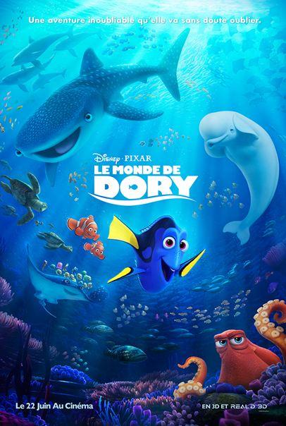 Le Monde de Dory [TS] Francais