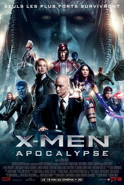 X Men: Apocalypse [BRRiP] TrueFrench