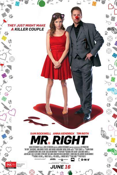 Mr. Right | VOSTFR [Blu-Ray 720p] [MULTI]