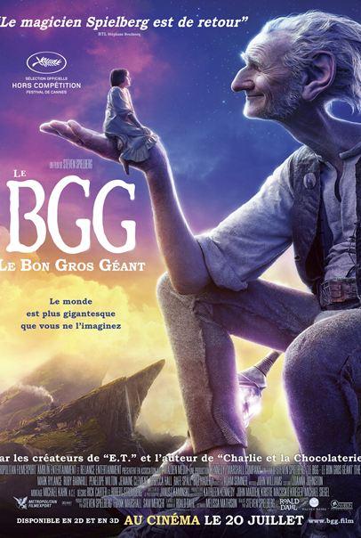Le BGG – Le Bon Gros Géant [BDRip] TrueFrench