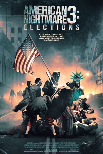 American Nightmare 3 : Elections [BDRip] Francais